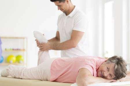 Fyzioterapeutická liečba v Dudinciach