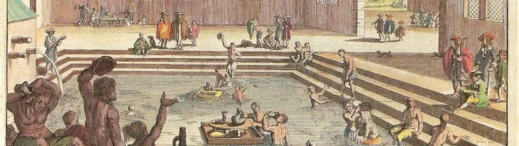 lázeňská historie v Dudincích