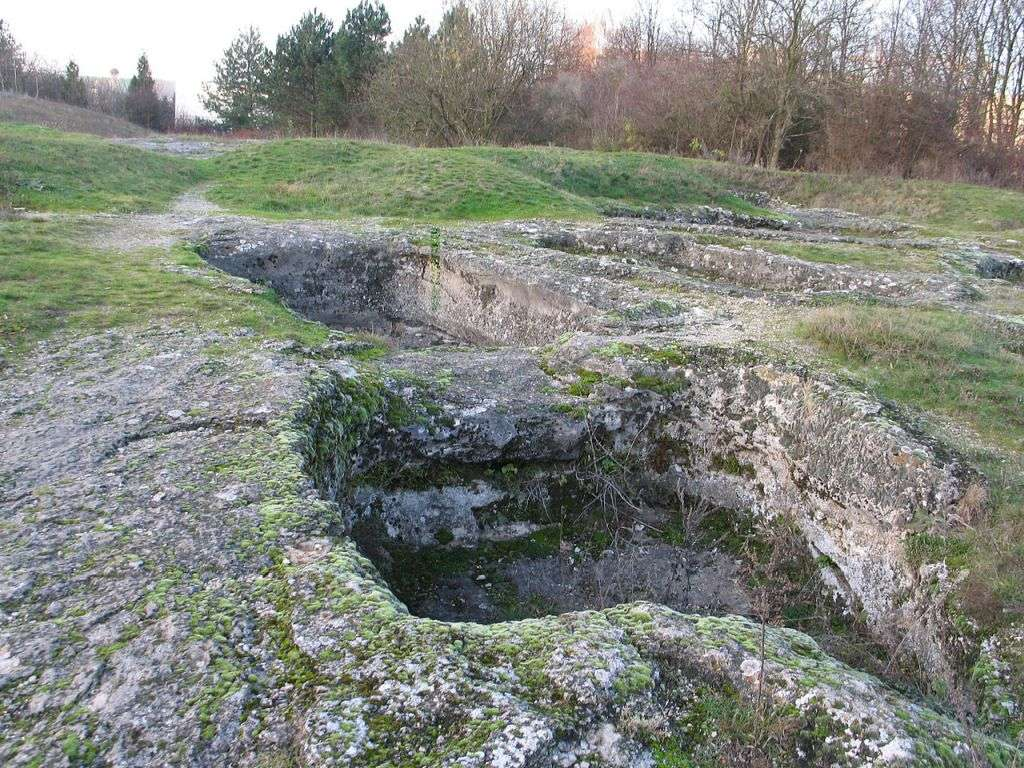 Římské lázně dudince