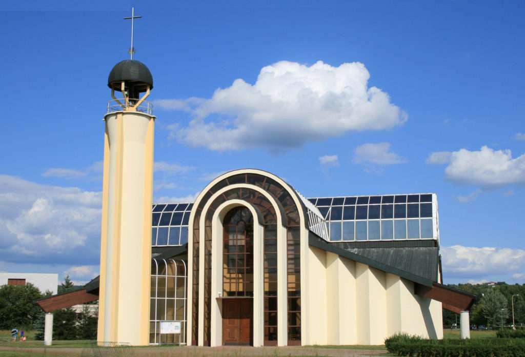 Kostol Panny márie kráľovnej pokoja v dudinciach