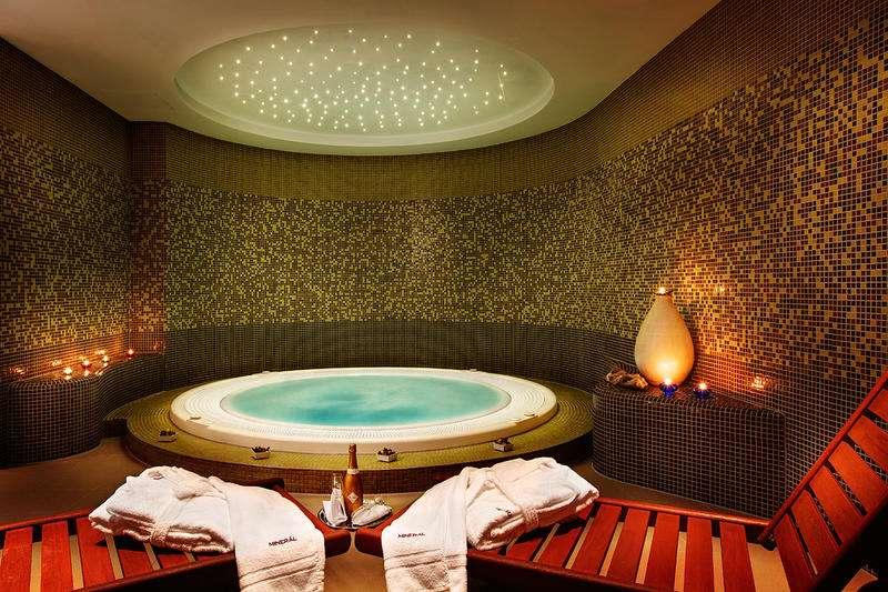 Hotel minerál kúpeľ