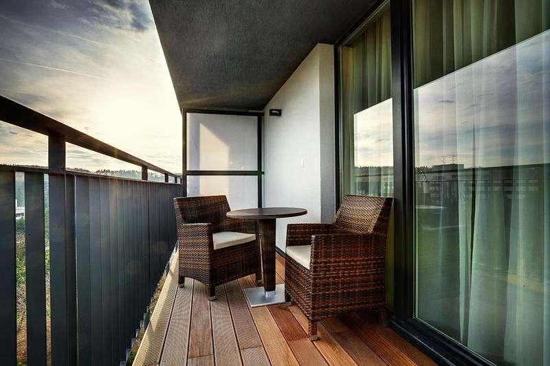 Kupelny hotel mineral terasa