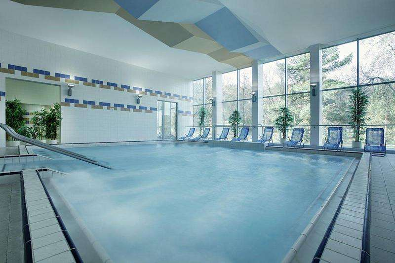 Hotel Rubín bazén