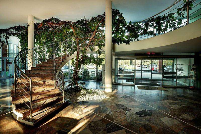 Interier  Hotel Rubin