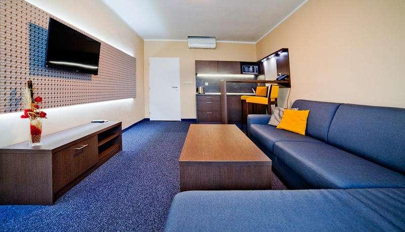 Hotel Smaragd Apartman