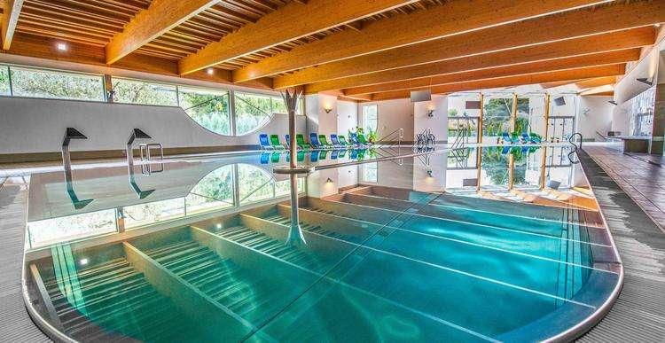 Hotel Hviezda bazén