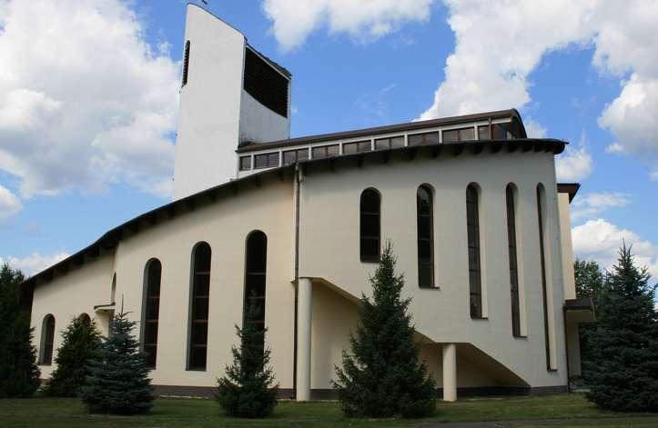 Evanjelický kostol Dudince