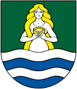 Erb města Dudince