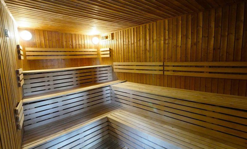 Sauna Hotel Flora