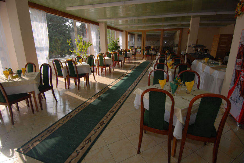 Jidelna Hotel Flora