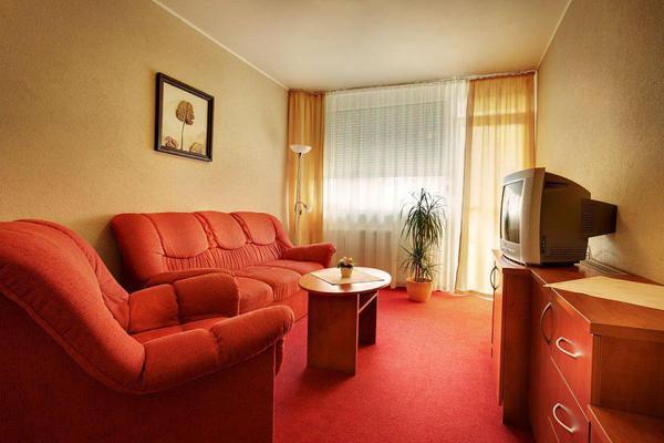 Apartman Hotel Rubin