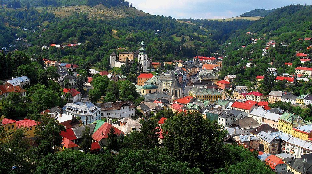 Dudince- Banská Štiavnica