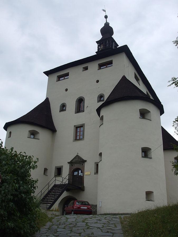 Nový zámek Banská Štiavnica