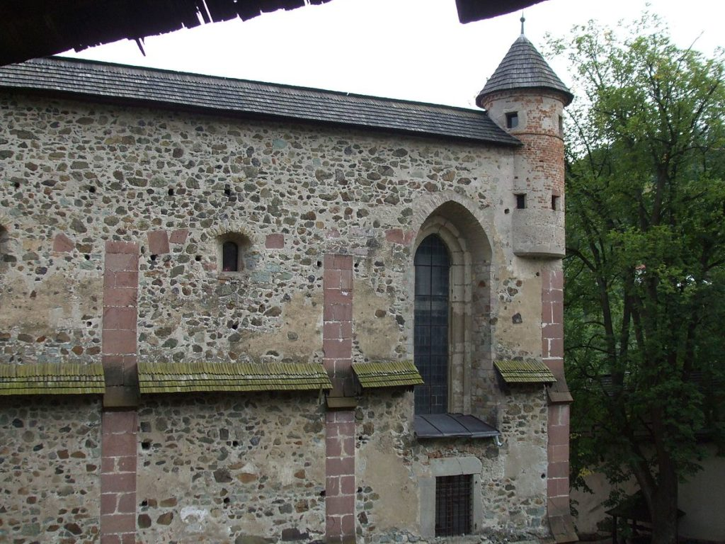 Starý zámek Banská Štiavnica